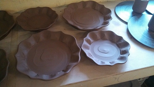 Botbyl Plates in Progress
