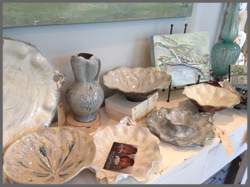display at Nest 30A in Santa Rosa Beach, FL